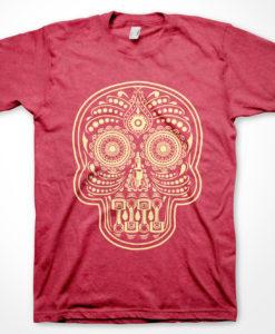 Skull-Red